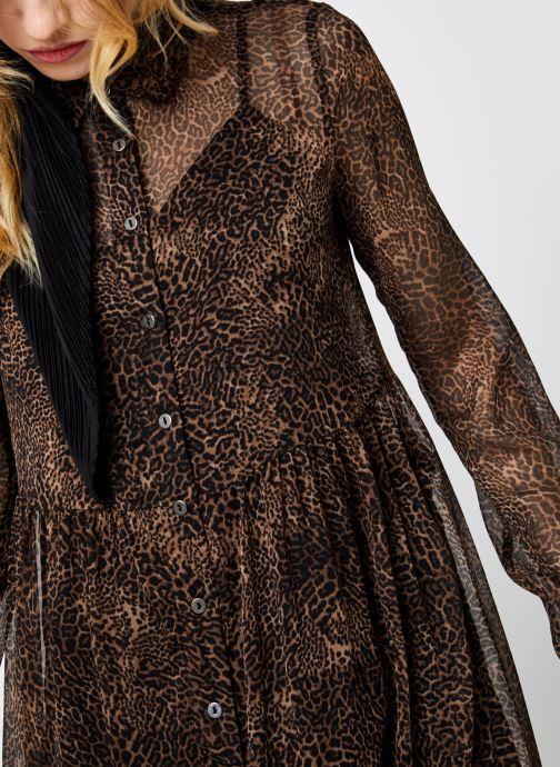 Vêtements Noisy May Nmmelina Dress Noir vue face