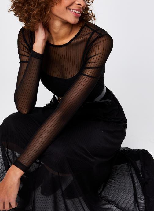 Kleding Noisy May Nmember Dress Zwart detail