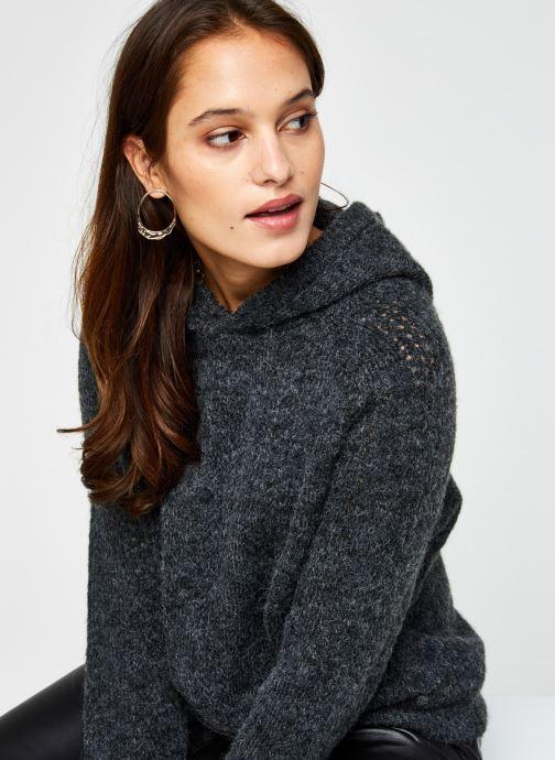 Pull - Nmwarren Knit Hoodie