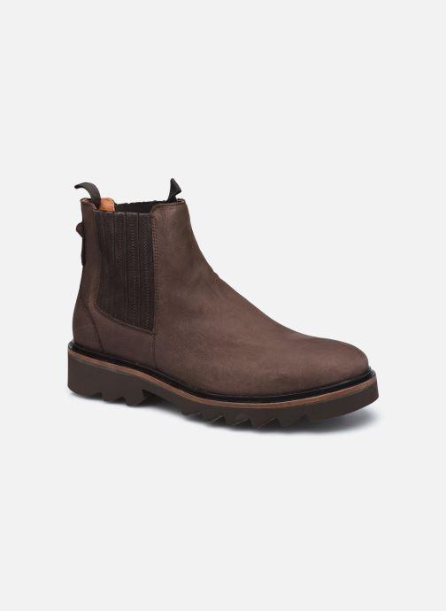 Bottines et boots Schmoove Impact Chelsea Codyno Marron vue détail/paire