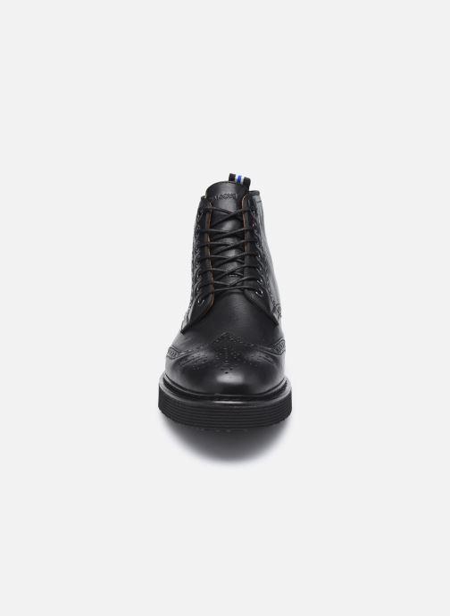 Stivaletti e tronchetti Schmoove Roma Boots Antik Nero modello indossato