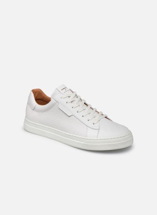 Sneaker Schmoove Spark Clay Nappa Print/Nappa weiß detaillierte ansicht/modell