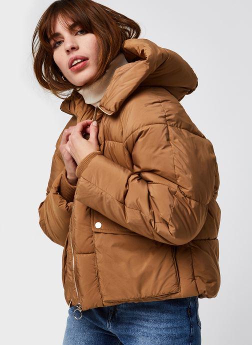 Kleding Accessoires Yasdora Short Down Jacket