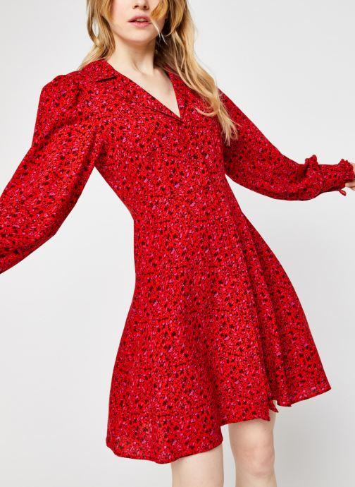 Vêtements Y.A.S Yasdahlia Shirt Dress Rose vue droite