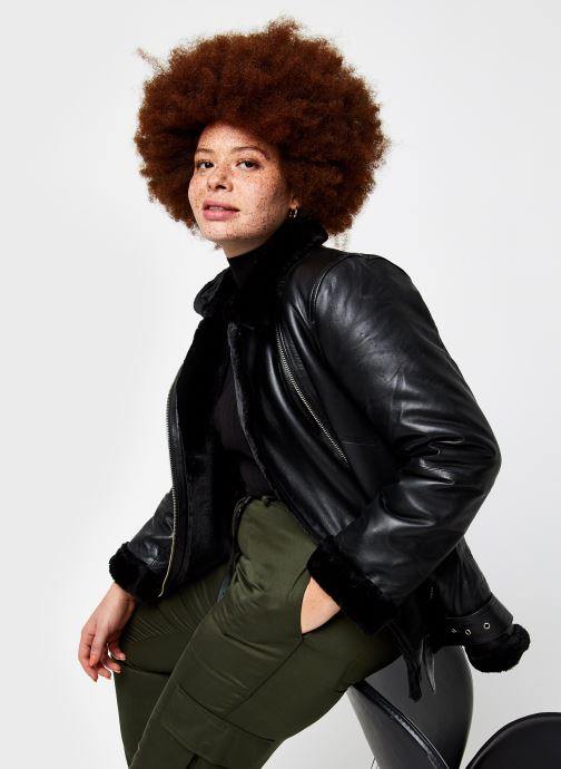 Vêtements Accessoires Yasalva Aviator Leather Jacket