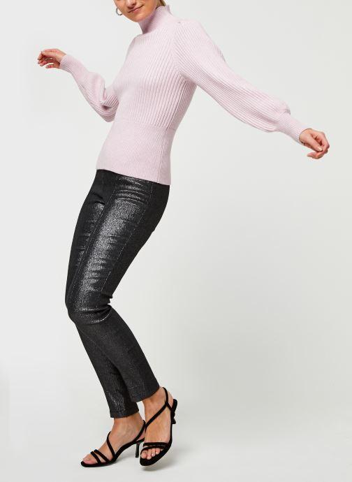 Vêtements Y.A.S Yastaylor Leggings Argent vue bas / vue portée sac