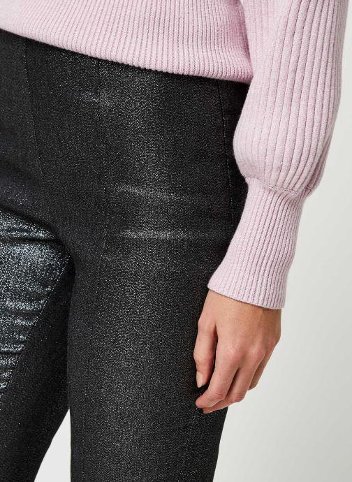 Vêtements Y.A.S Yastaylor Leggings Argent vue face