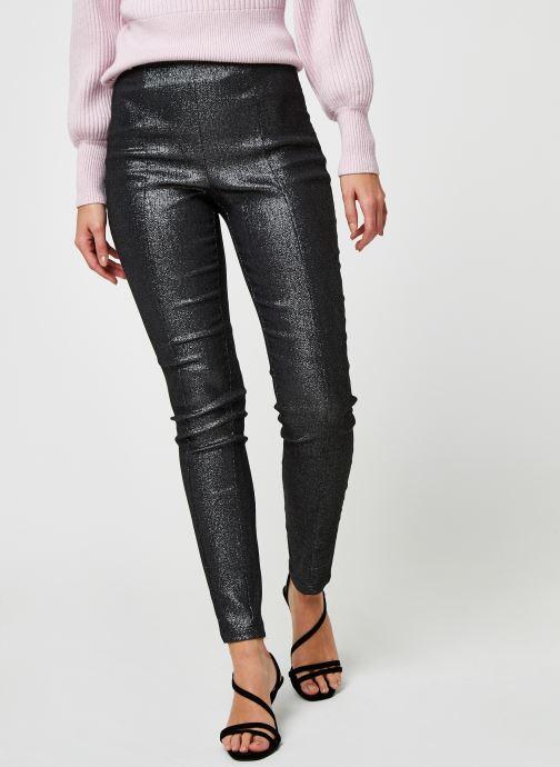 Vêtements Y.A.S Yastaylor Leggings Argent vue détail/paire