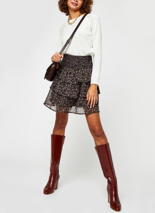 Vêtements Y.A.S Yasmira Skirt Noir vue bas / vue portée sac