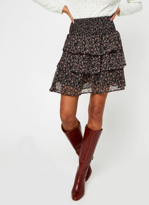 Vêtements Y.A.S Yasmira Skirt Noir vue détail/paire