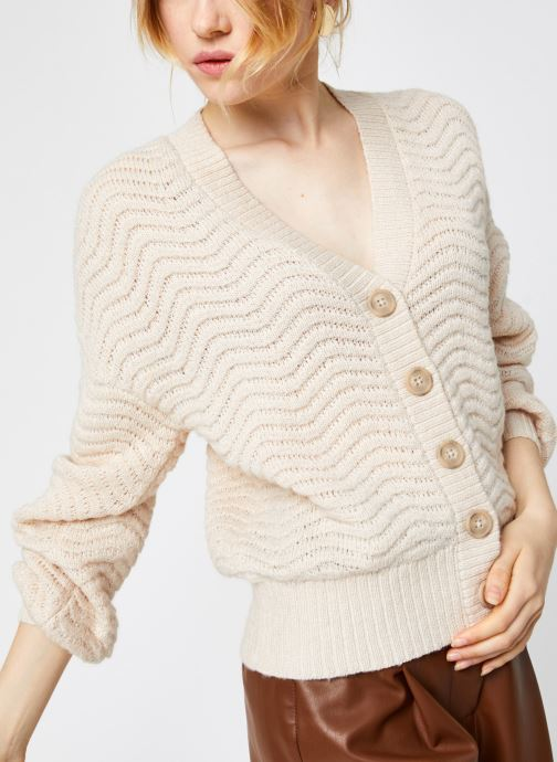 Kleding Accessoires Yasbetricia Knit Cardigan
