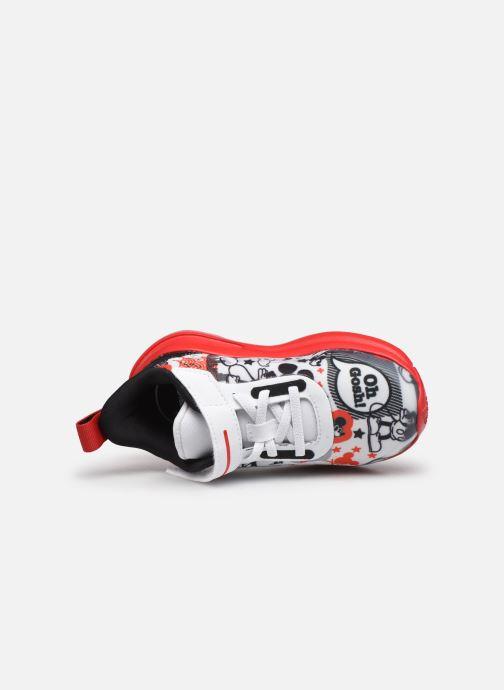 Sneakers adidas performance FortaRun Mickey AC I Bianco immagine sinistra