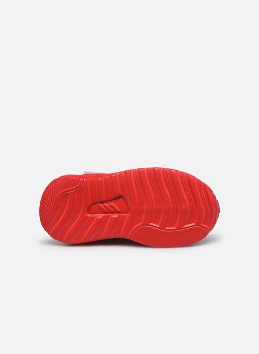 Sneakers adidas performance FortaRun Mickey AC I Bianco immagine dall'alto