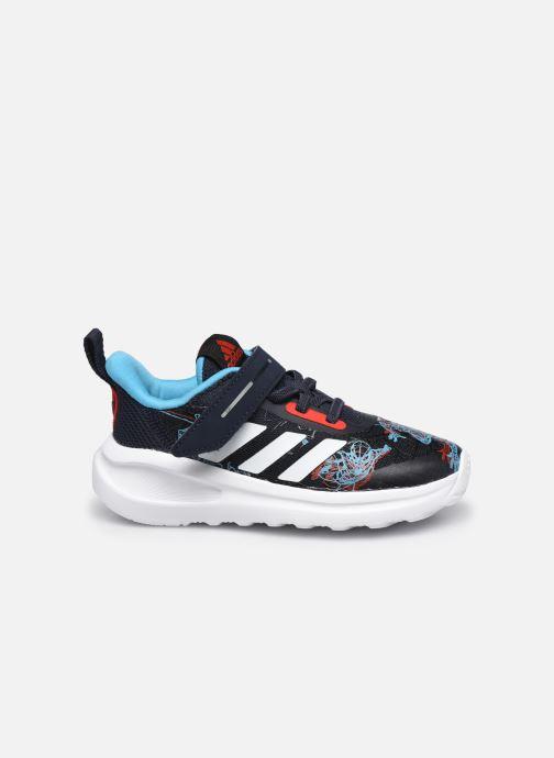Sneakers adidas performance FortaRun Spider-ME EL I Azzurro immagine posteriore