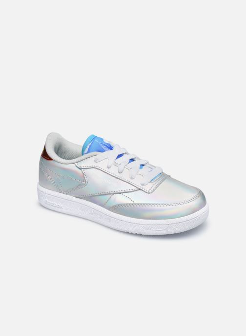 Baskets Reebok Club C 85 x Wonder Woman junior Argent vue détail/paire