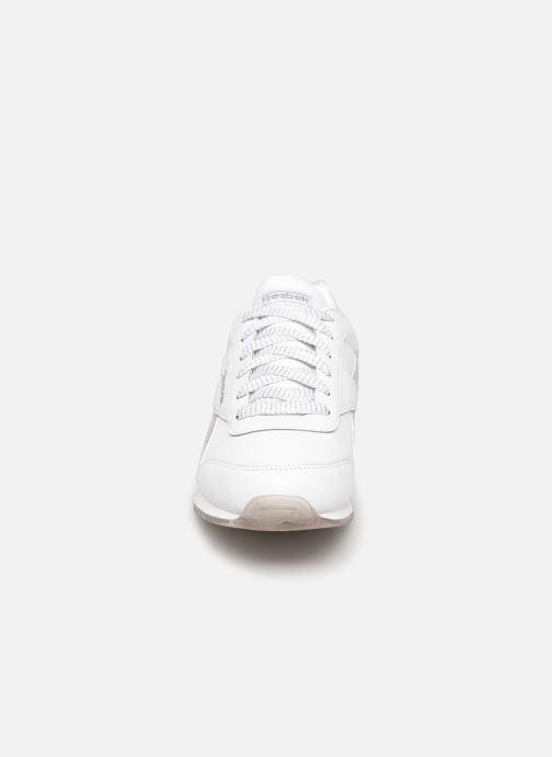 Baskets Reebok Reebok Royal Cljog J Blanc vue portées chaussures