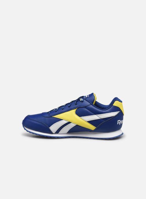 Sneakers Reebok Reebok Royal Cljog J Azzurro immagine frontale