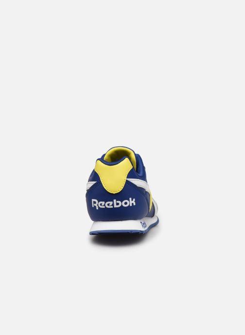 Sneakers Reebok Reebok Royal Cljog J Azzurro immagine destra