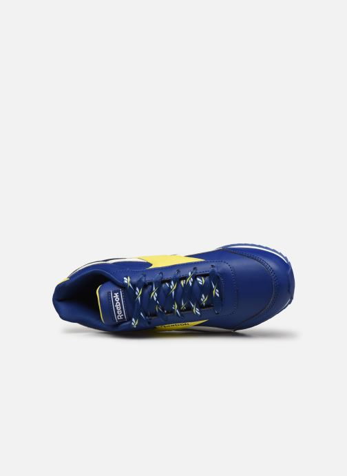 Sneakers Reebok Reebok Royal Cljog J Azzurro immagine sinistra