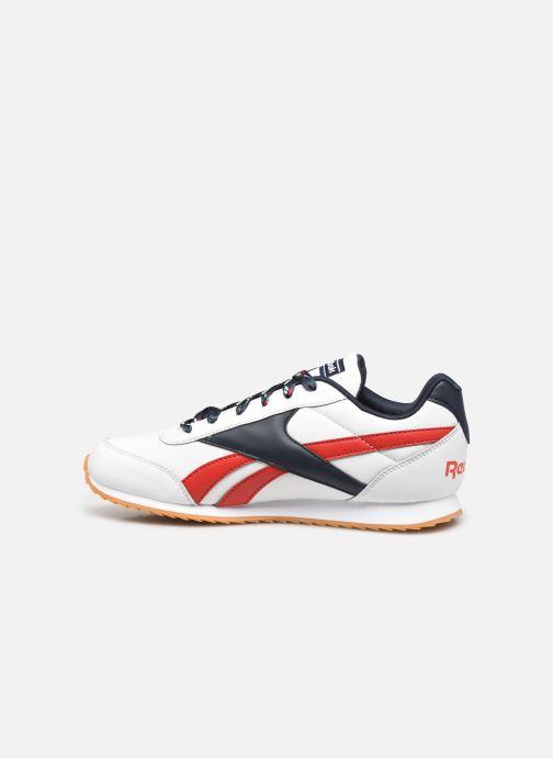 Sneakers Reebok Reebok Royal Cljog J Bianco immagine frontale