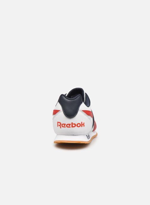 Sneakers Reebok Reebok Royal Cljog J Bianco immagine destra
