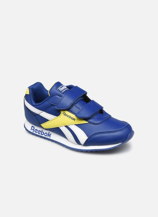 Baskets Reebok Reebok Royal Cljog C 2V Bleu vue détail/paire