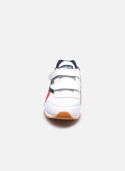 Baskets Reebok Reebok Royal Cljog C 2V Blanc vue portées chaussures