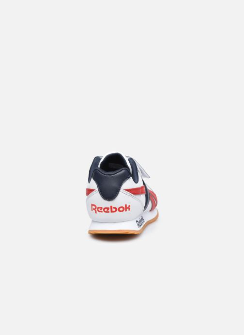 Baskets Reebok Reebok Royal Cljog C 2V Blanc vue droite