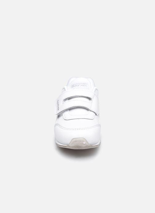 Sneakers Reebok Reebok Royal Cljog I KC Bianco modello indossato