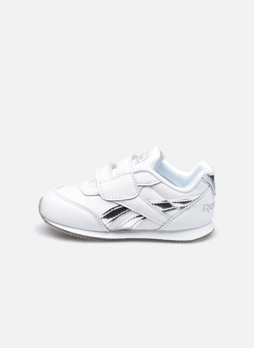 Sneakers Reebok Reebok Royal Cljog I KC Bianco immagine frontale