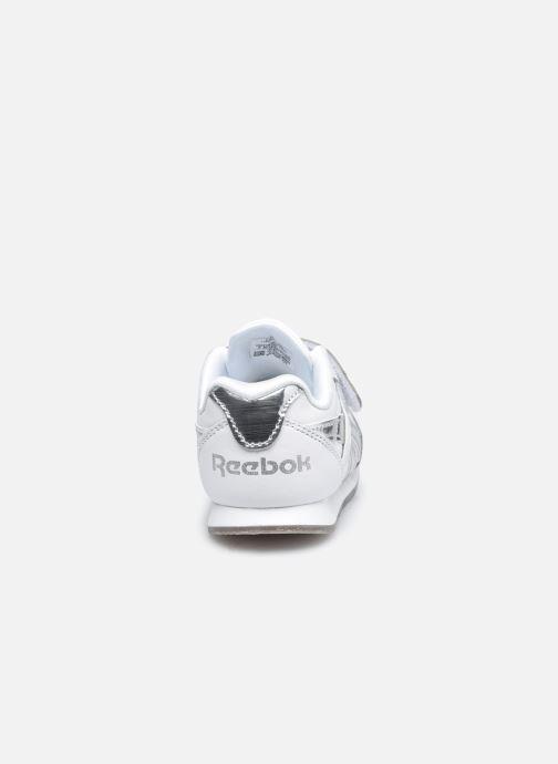 Sneakers Reebok Reebok Royal Cljog I KC Bianco immagine destra