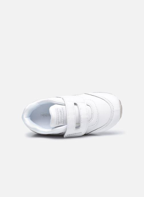 Sneakers Reebok Reebok Royal Cljog I KC Bianco immagine sinistra