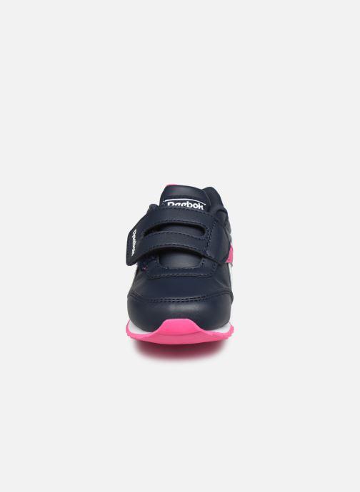 Baskets Reebok Reebok Royal Cljog I Bleu vue portées chaussures
