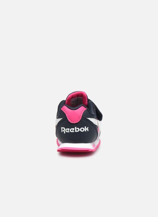 Baskets Reebok Reebok Royal Cljog I Bleu vue droite