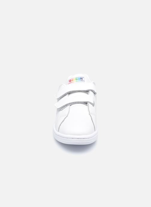 Sneakers Reebok Rbk Royal Complete C Bianco modello indossato