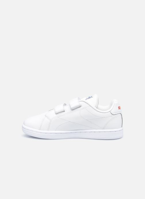 Sneakers Reebok Rbk Royal Complete C Bianco immagine frontale