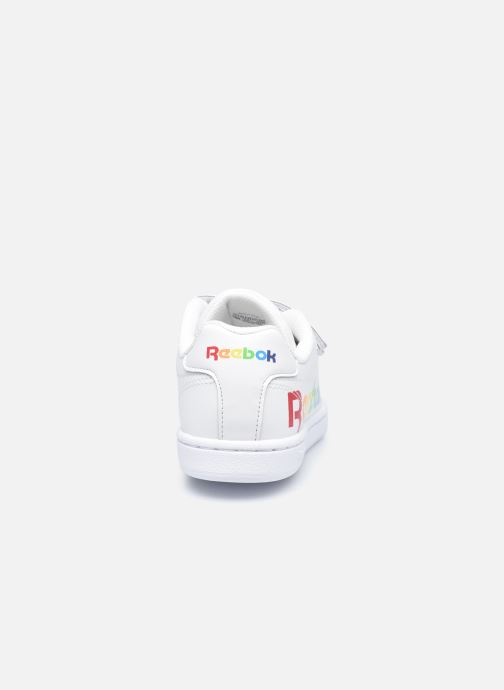 Sneakers Reebok Rbk Royal Complete C Bianco immagine destra
