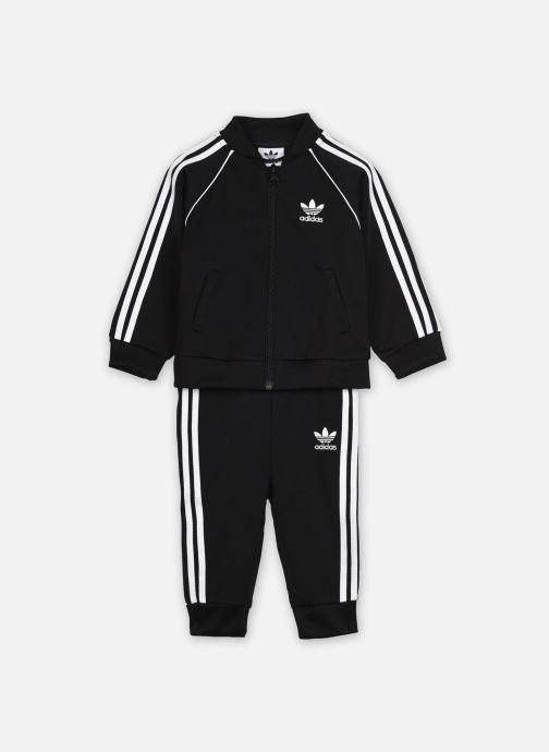 Vêtements adidas originals Sst Tracksuit I Noir vue détail/paire