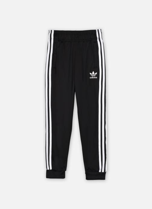 Vêtements adidas originals Sst Trackpant J Noir vue détail/paire