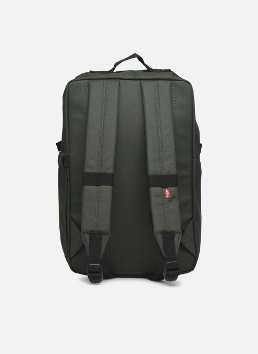 Sacs à dos Levi's Levi's L Pack Standard Issue Vert vue face