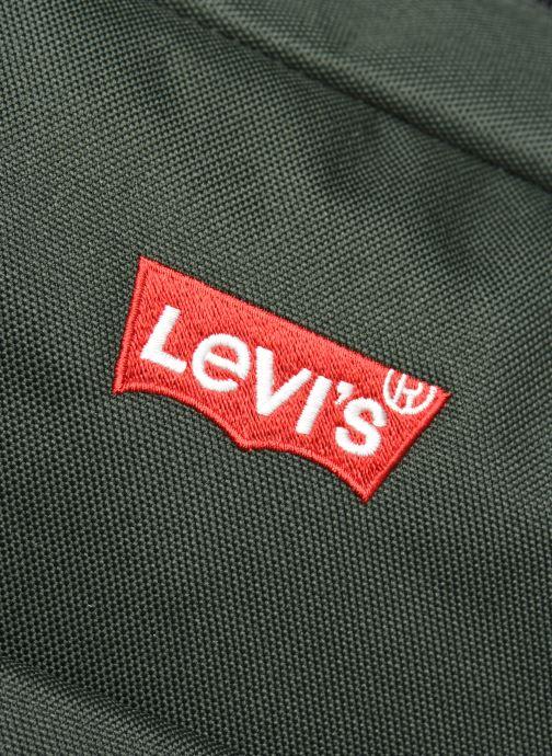 Sacs à dos Levi's Levi's L Pack Standard Issue Vert vue derrière