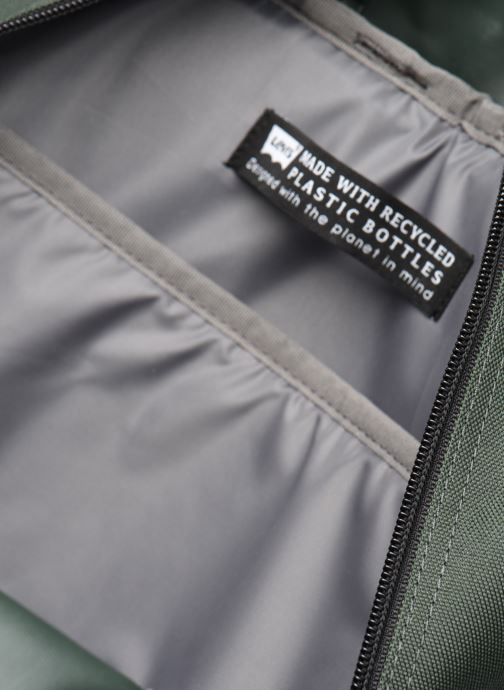 Sacs à dos Levi's Levi's L Pack Standard Issue Vert vue gauche