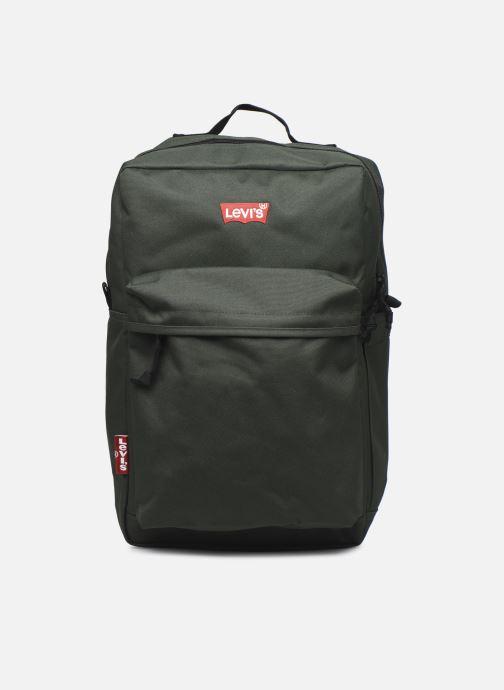 Sacs à dos Levi's Levi's L Pack Standard Issue Vert vue détail/paire