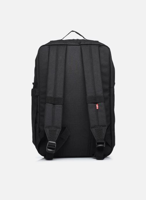 Mochilas Levi's Levi's L Pack Standard Issue Negro vista de frente