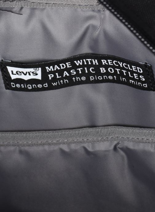Sacs à dos Levi's Levi's L Pack Standard Issue Noir vue derrière