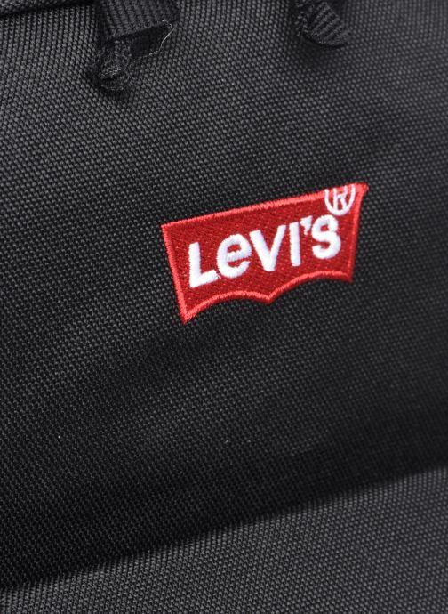Mochilas Levi's Levi's L Pack Standard Issue Negro vista lateral izquierda