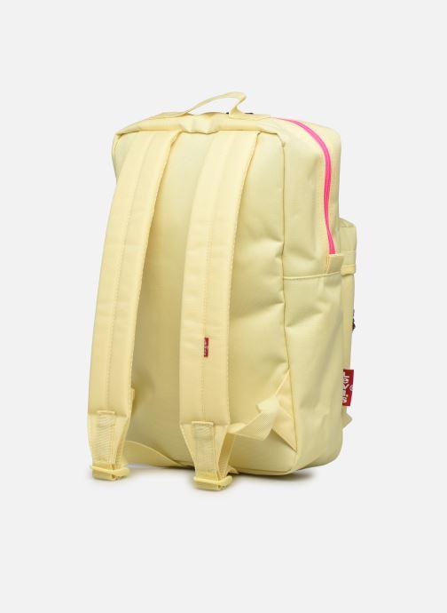 Mochilas Levi's Women'S Levi'S® L Pack Mini Amarillo vista lateral derecha