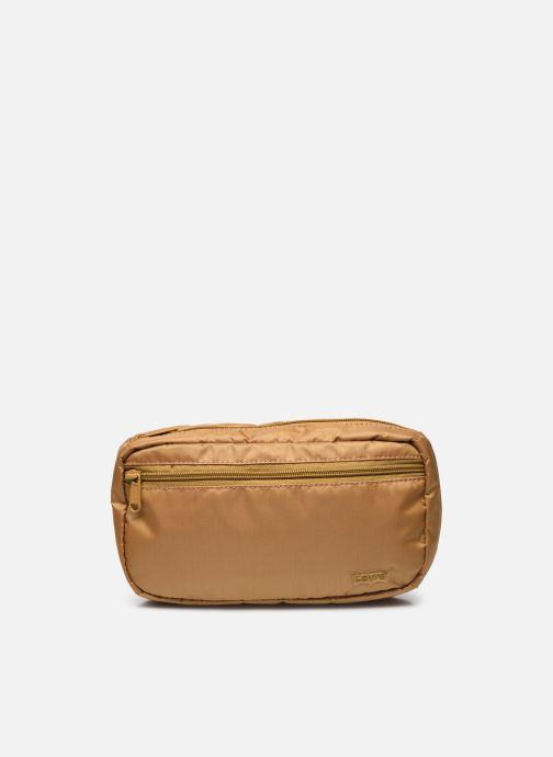 Handtaschen Levi's Medium Banana Sling - Embroidered Batwing grün detaillierte ansicht/modell