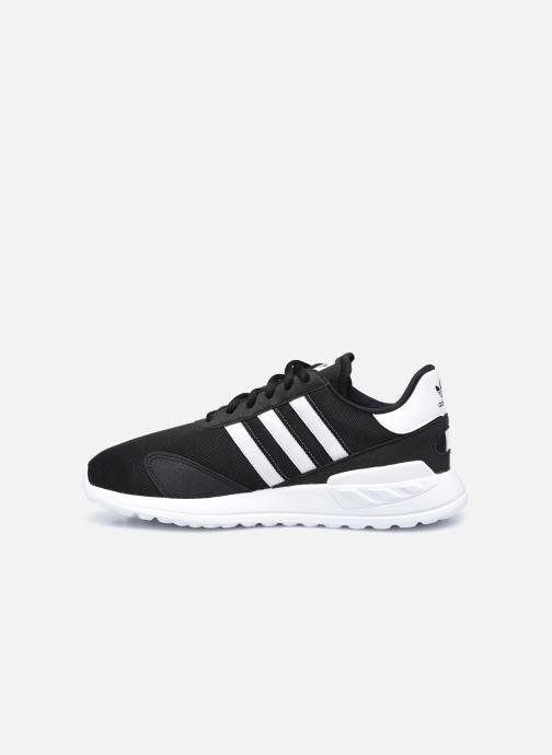 Sneakers adidas originals La Trainer Lite J Nero immagine frontale