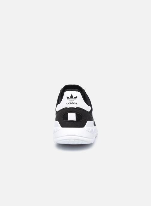 Sneakers adidas originals La Trainer Lite J Nero immagine destra